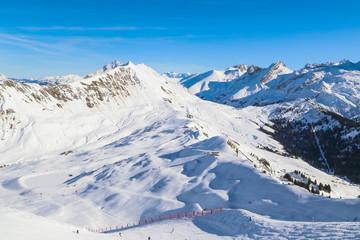 Grand Bornand - station de ski