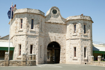 Fremantle Prison Entrance - Australia