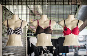 women underwear mannequin