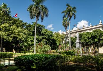Plaza de Armas - Havana, Cuba