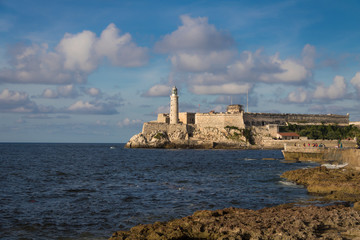 El Morro Castle - Havana, Cuba