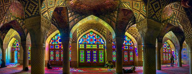 Mosque Nasir Al-Mulk Mosque, Iran