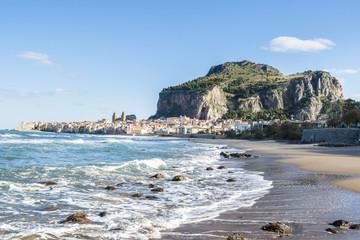 Cefalu. Sicily. Italy
