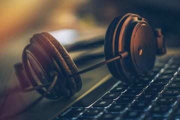 Online Music Listening