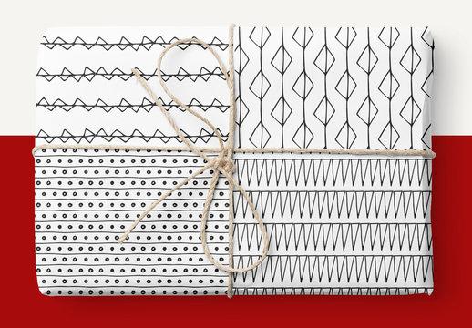 Simple Handdrawn Patterns