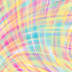 Abstract colorful background with smooth lines. Color waves, pattern, art, technology wallpaper, technology background. Vector illustration