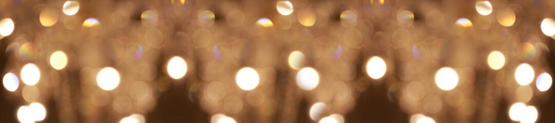 panorama defocus light background