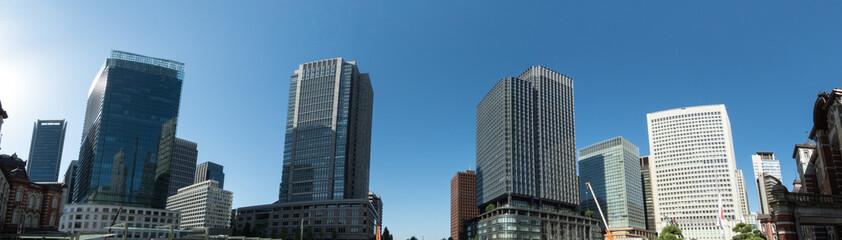 東京風景(丸の内エリア)