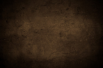 Empty brown concrete surface texture Wall mural