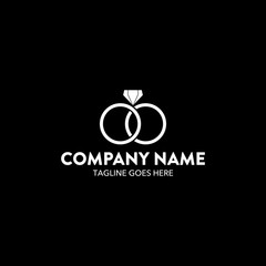 Wedding Logo Template