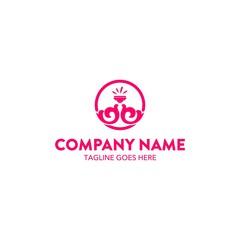 Wedding Logo Template