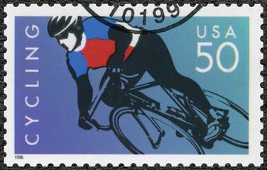 USA - 1996: dedicated Cycling
