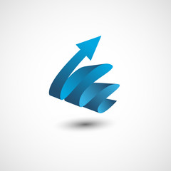 arrow loop logo
