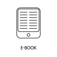 Game console line icon. Thin line pictogram for webdesign. Outline high quality sign for design websete, mobile app, logo.