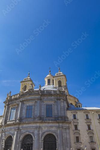 Real Basilica De San Francisco El Grande In Madrid Stock Photo And