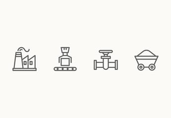 20 Minimalist Mechanical Industry Tags