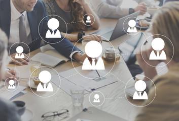 Network Networking Communicate Cummunicatin Connection Concept