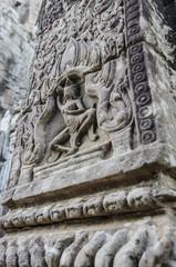 Apsara angel,Angkor Wat-Angkor Thom,City of Temples,Siem Reap Pr