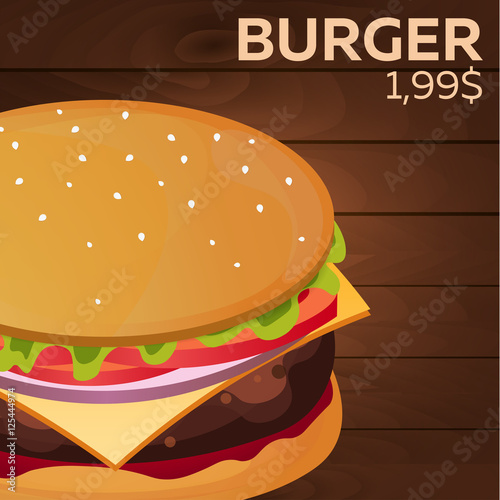 burger restauran