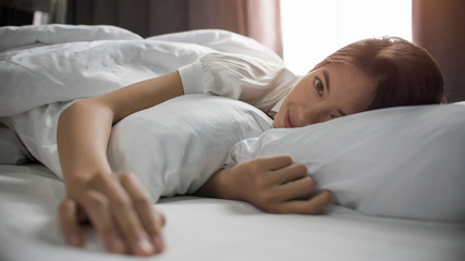 Wake up girl