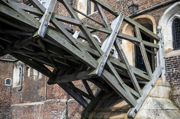 The Mathematical Bridge and Queens College Cambridge