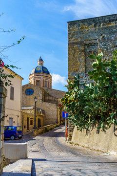 Church dome Termini Imerese; Sicily