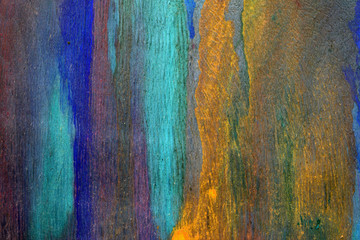 old painted colorful   abstract background