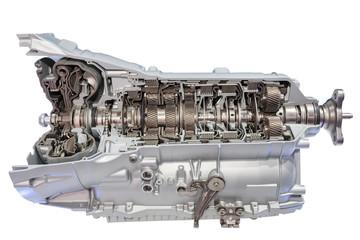 Modern automatic transmission