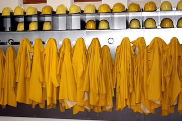 abiti da lavoro per minatori