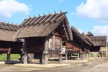 吉野ヶ里歴史公園  高床式倉庫