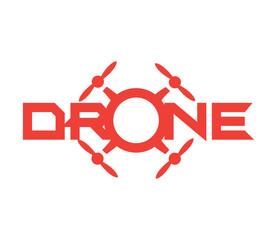 Drone Logo Concept Design