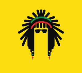 Reggae Culture Concept Design