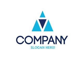 Triangle Logo Concept