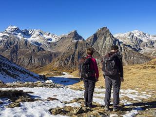 Autunno alpino ( Alpe Devero )
