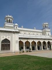 Deurstickers Buenos Aires Chowmahallah Palace and formal gardens, Hyderabad, Andhra Pradesh, India, Asia