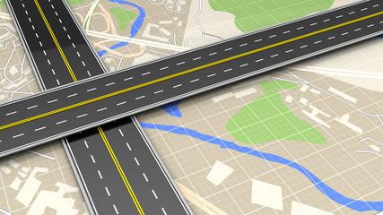 road navigation