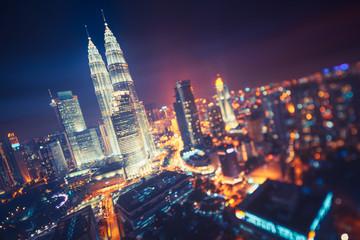 Wall Mural - Kuala Lumpur, Malaisie