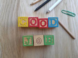 good job word