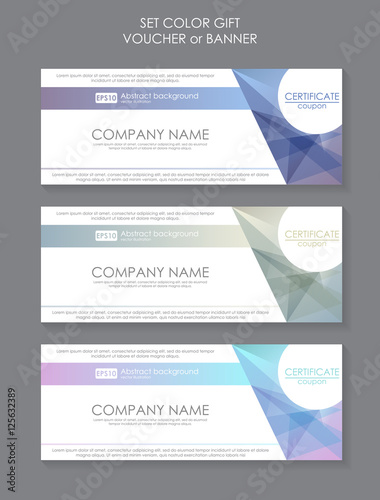 Gift voucher template modern pattern pricing table template with gift voucher template modern pattern pricing table template with three plan type graphic design yadclub Choice Image