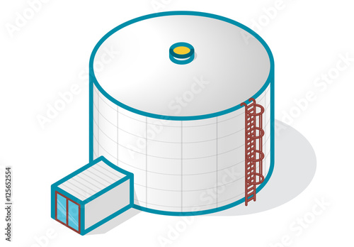 Tank For Storing Water Gas Oil Oxygen And Other Solid Fuels Part