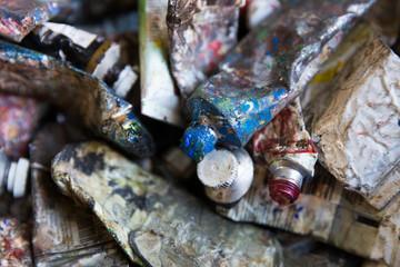 strumenti da pittura