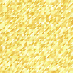 Seamless yellow vector background. Can be used in cover design, book design, website background. Vector illustration