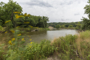 Breezy Big Sioux River