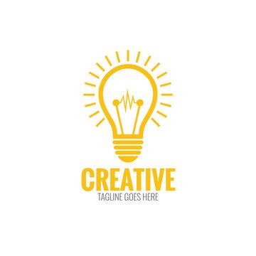 light blub logo icon
