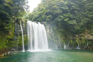 神川大滝 鹿児島県