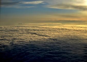 Gün batımı bulutları