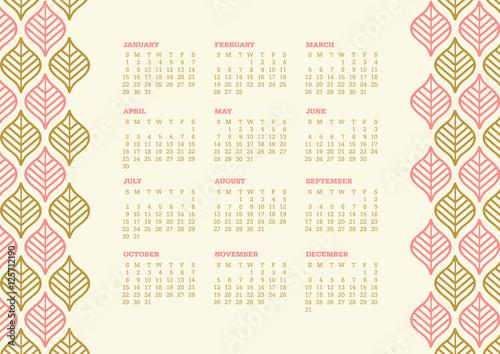 Hindu Calendar Design : Quot indian styled calendar week starts on sunday