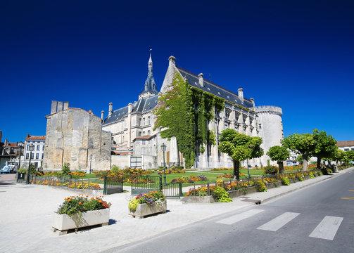 Town Hall of Angouleme, France.
