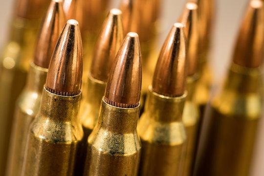 223 Ammunition Macro