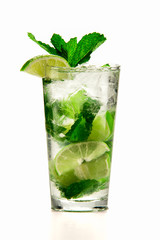 Mojito - Beverage Photography